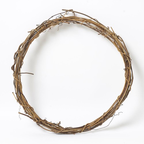 Natural Vine Wreath 5""