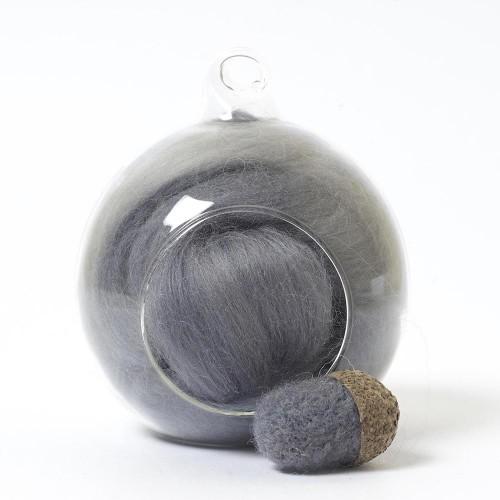 Merino Neutral 78 wool top 10g