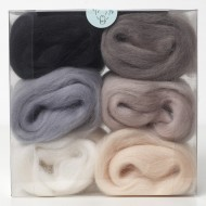Merino Wool Shade Pack-Neutrals