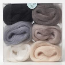 Merino Wool Shade Pack-Neutrals
