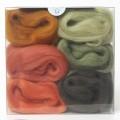 Merino Wool Shade Packs