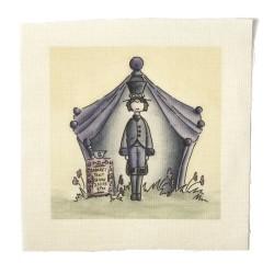 Illustrations on Calico-Kingsley