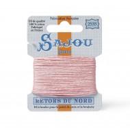 Sajou Retors Du Nord Cotton Embroidery Thread-2535 Pink