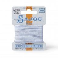 Sajou Retors Du Nord Cotton Embroidery Thread-2847 Blue