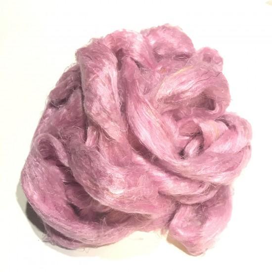 Sari Silk- Light Pink- approx 5 Grams