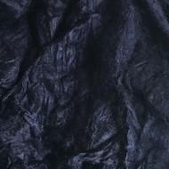 Mulberry Silk Hankies- Tuareg Blue- approx 10 Grams