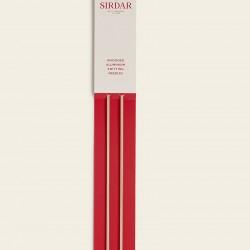 Sirdar Rose Gold Anodised Aluminium Knitting Needles-3.00 mm