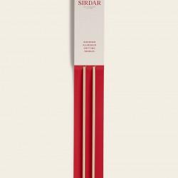 Sirdar Rose Gold Anodised Aluminium Knitting Needles-4.00 mm