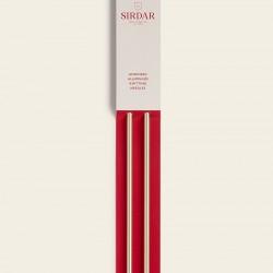 Sirdar Rose Gold Anodised Aluminium Knitting Needles-6.50 mm