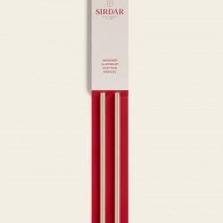 Sirdar Rose Gold Anodised Aluminium Knitting Needles-7.00 mm