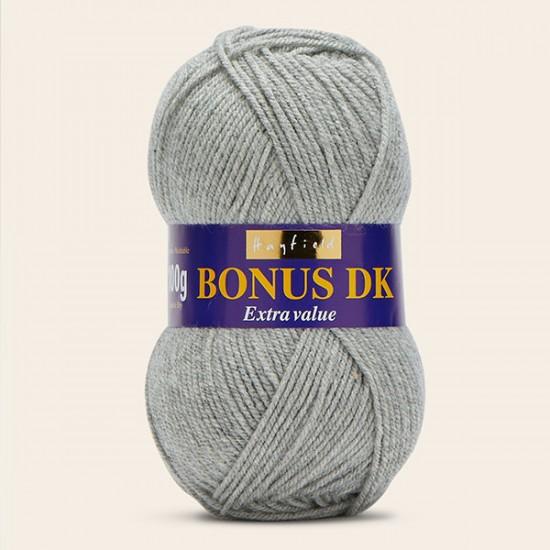 Sirdar Bonus DK- Grey Marl