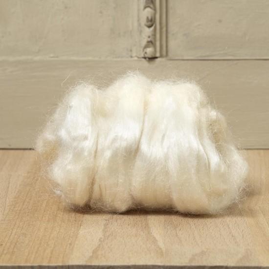 Tussah Silk Natural 25 Grams
