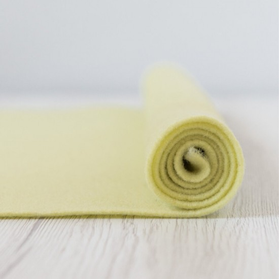 2mm Thermoformable Wool Felt-Light