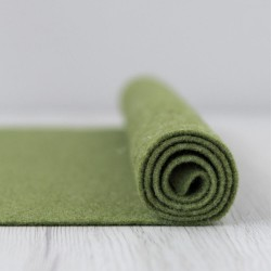 2mm Thermoformable Wool Felt-Meadow