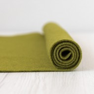2mm Thermoformable Wool Felt-Olive