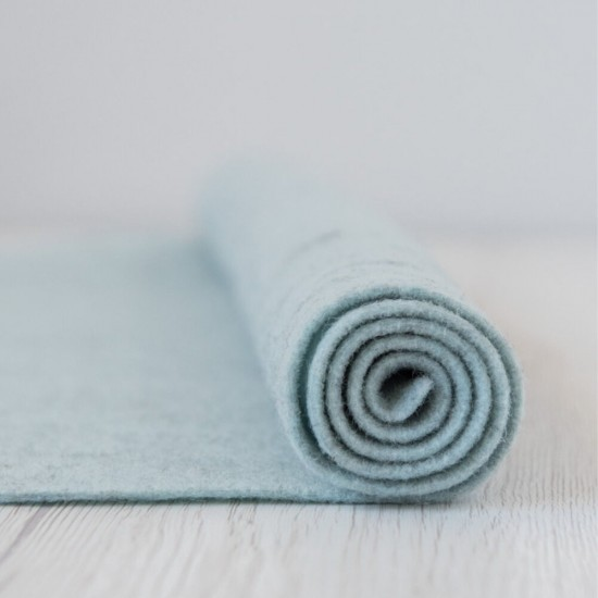 2mm Thermoformable Wool Felt-Spring