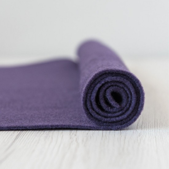 2mm Thermoformable Wool Felt-Thought