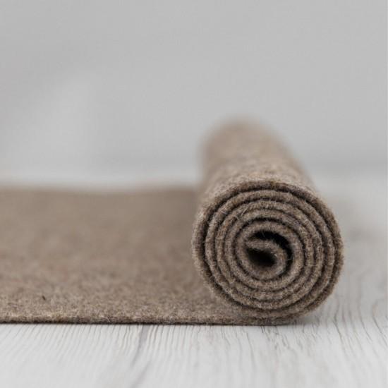 2mm Thermoformable Wool Felt-Turtledove